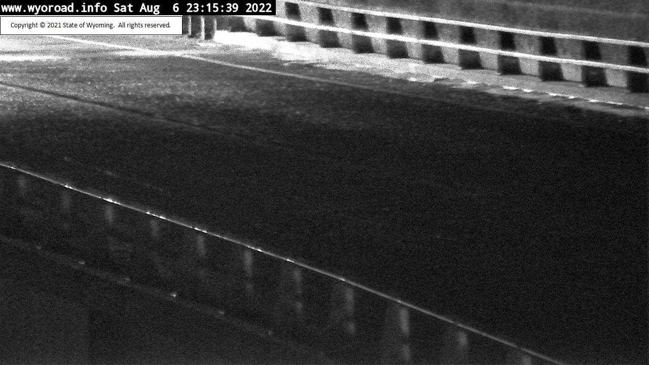 I 25 Orin Junction - Bridge Deck