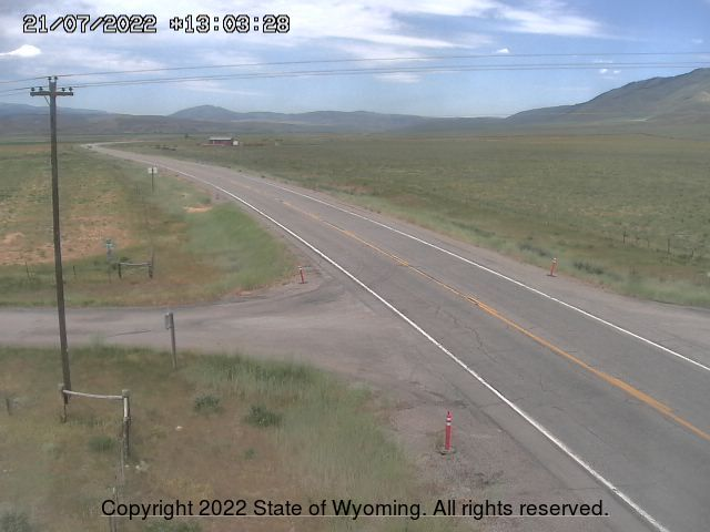 WYO 89 Raymond - North