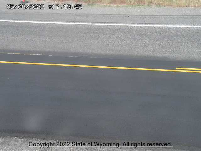 WYO 89 Raymond - Road Surface