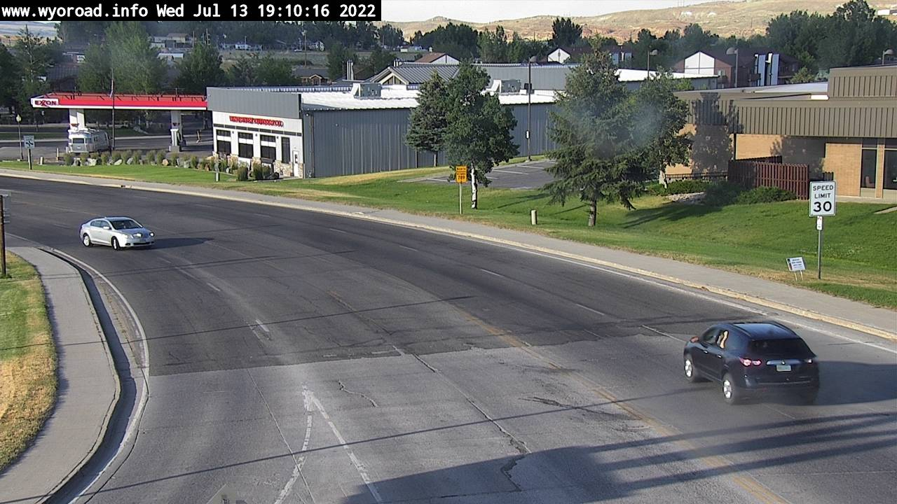 Lander Wyoming Northeast